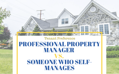 Why Tenants Prefer Renting From a Roseville Property Manager vs. Someone Who Self-Manages